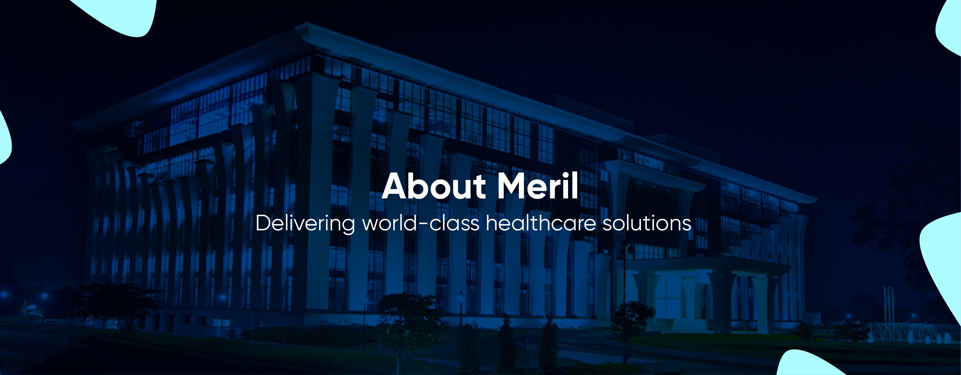 DELIVERING WORLD-CLASS HEALTHCARE SOLUTIONS