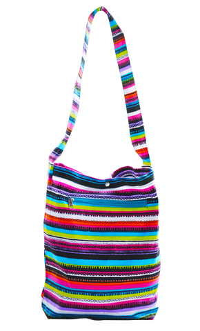 Tribal tote - ChocolateSister