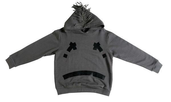 lempi hoody / dark grey [product type] [product vendor]- four the boys