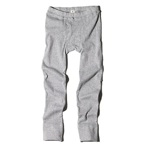 drop needle thermal pants/ grey [product type] [product vendor]- four the boys