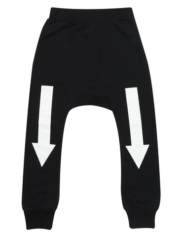 davenport arrow pants/ inky black [product type] [product vendor]- four the boys