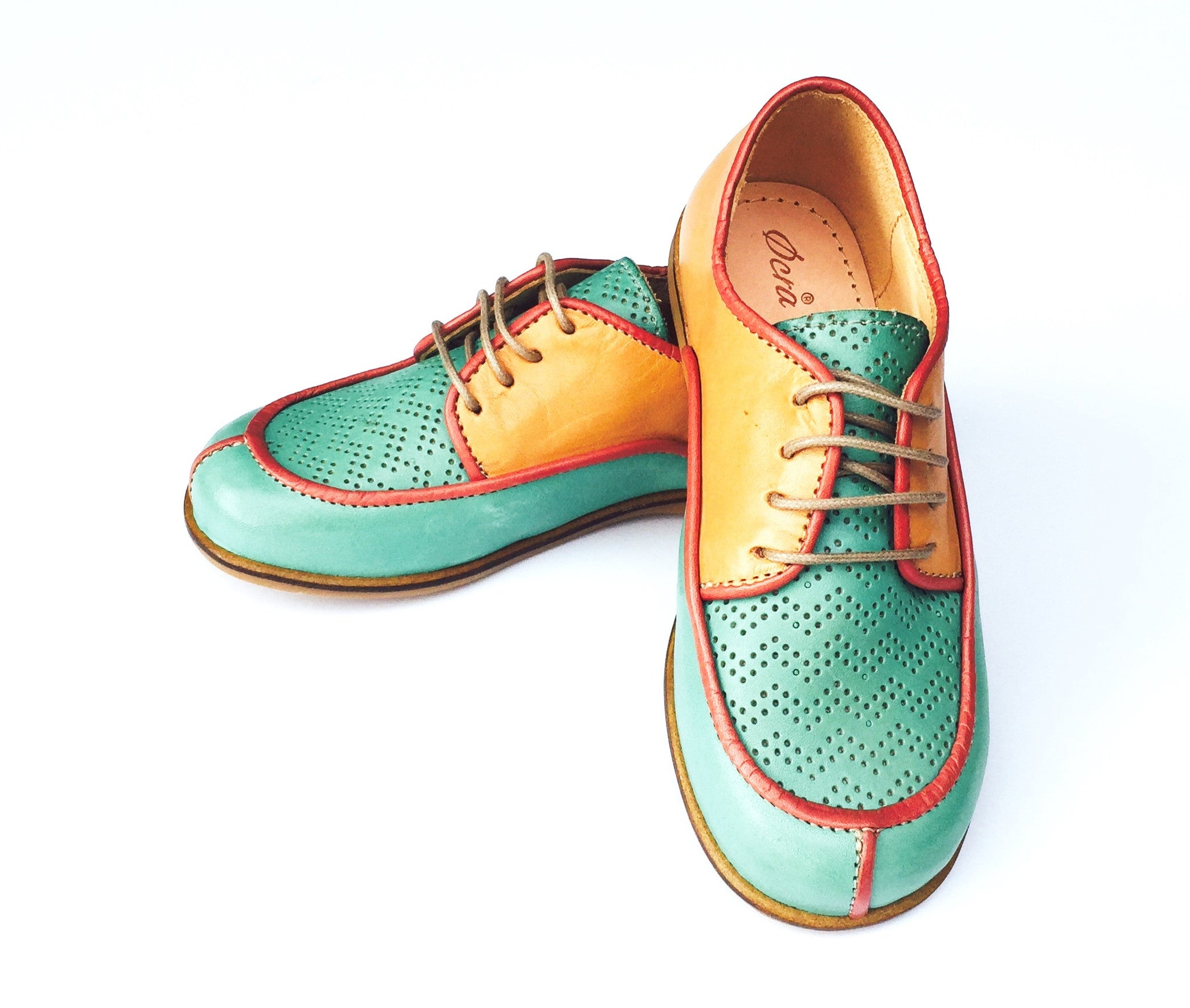 ocra - italian oxfords [product type] [product vendor]- four the boys