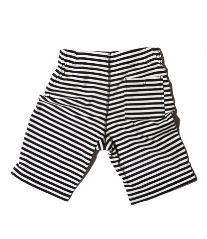 jersey striped shorts [product type] [product vendor]- four the boys