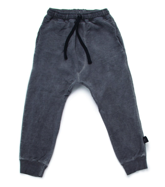 riding pants/ dyed grey