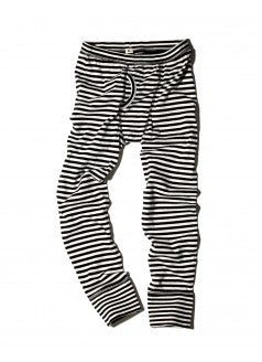 Goat Milk striped thermal pant | Four the boys