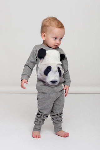 nightwear /panda [product type] [product vendor]- four the boys