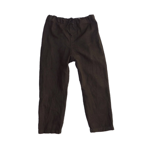 rowe drawstring pant / ash [product type] [product vendor]- four the boys