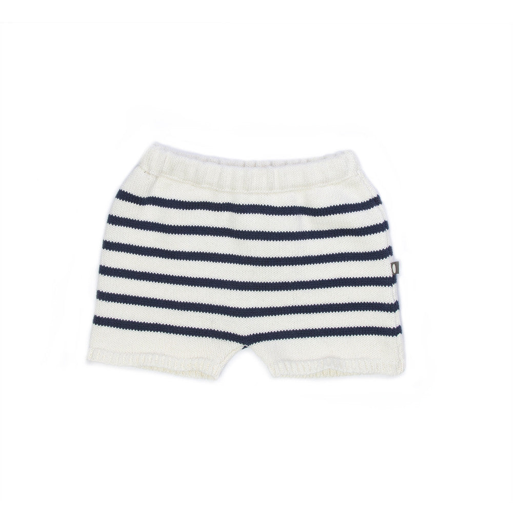 oeuf stripe shorts