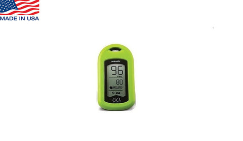 Nonin Model 9570 GO2 Finger Pulse Oximeter Rx Version