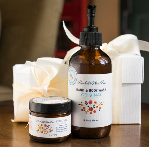 Rachel's Plan Bee Nourishing Hand Care Gift Set