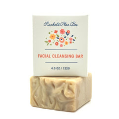 Rachel's Plan Bee Facial Cleansing Bar