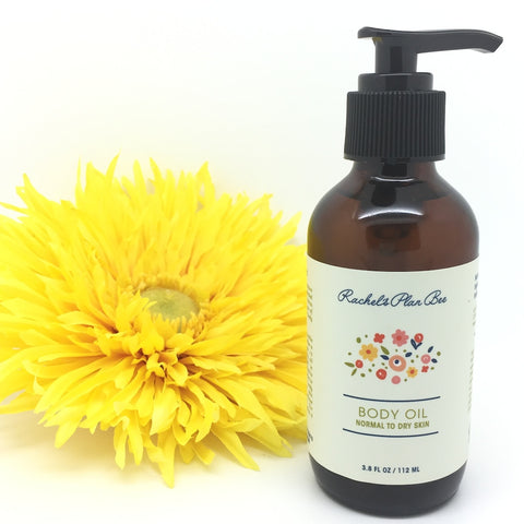 Rachel's Plan Bee Body Oil