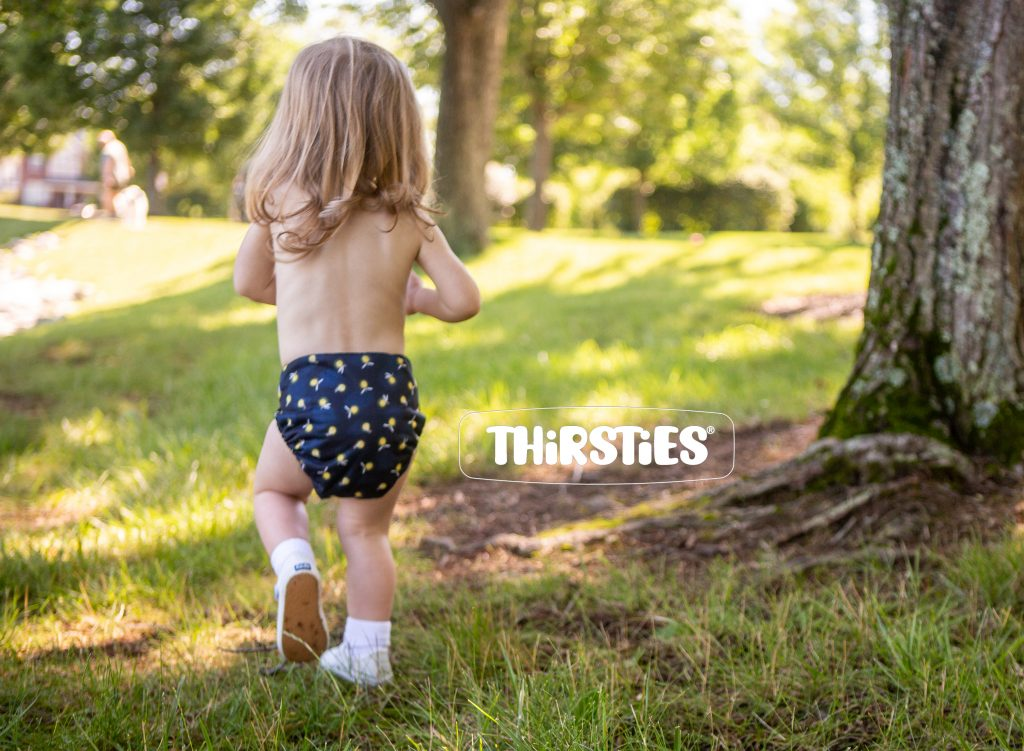diaper laundry and the toddler stage