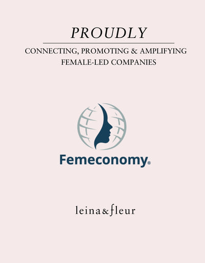 Proudly connecting, promoting and amplifying female-led companies