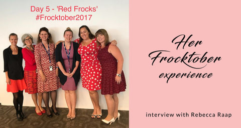 Interview with Rebecca Raap