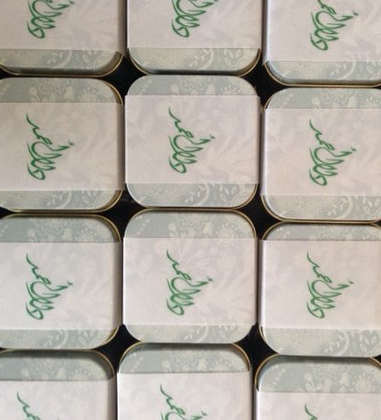 Lavolio London Confectionery personalised sleeve corporate gifts