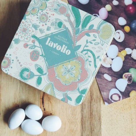 The London Mummy Blogger Dairy-free Easter fairy cakes with berry icing & Lavolio mini eggs
