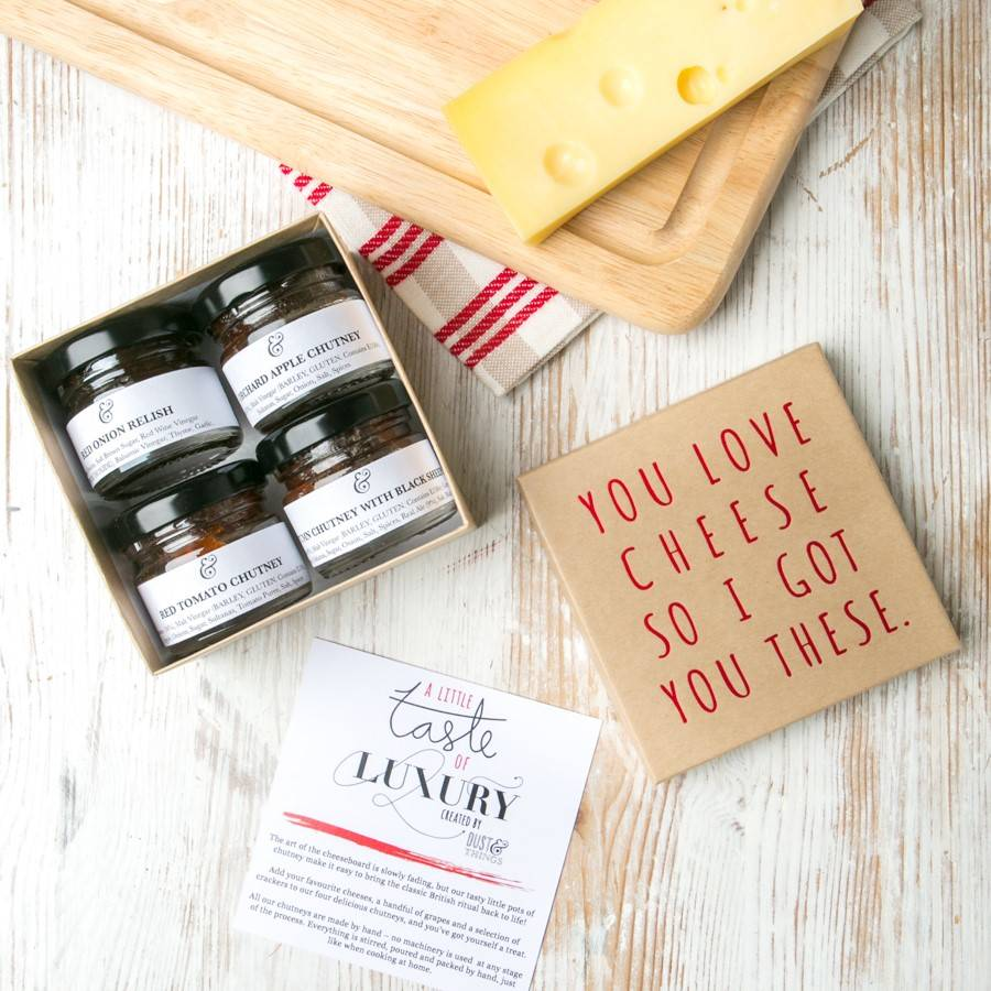 confectionery chutneys gifts under £15