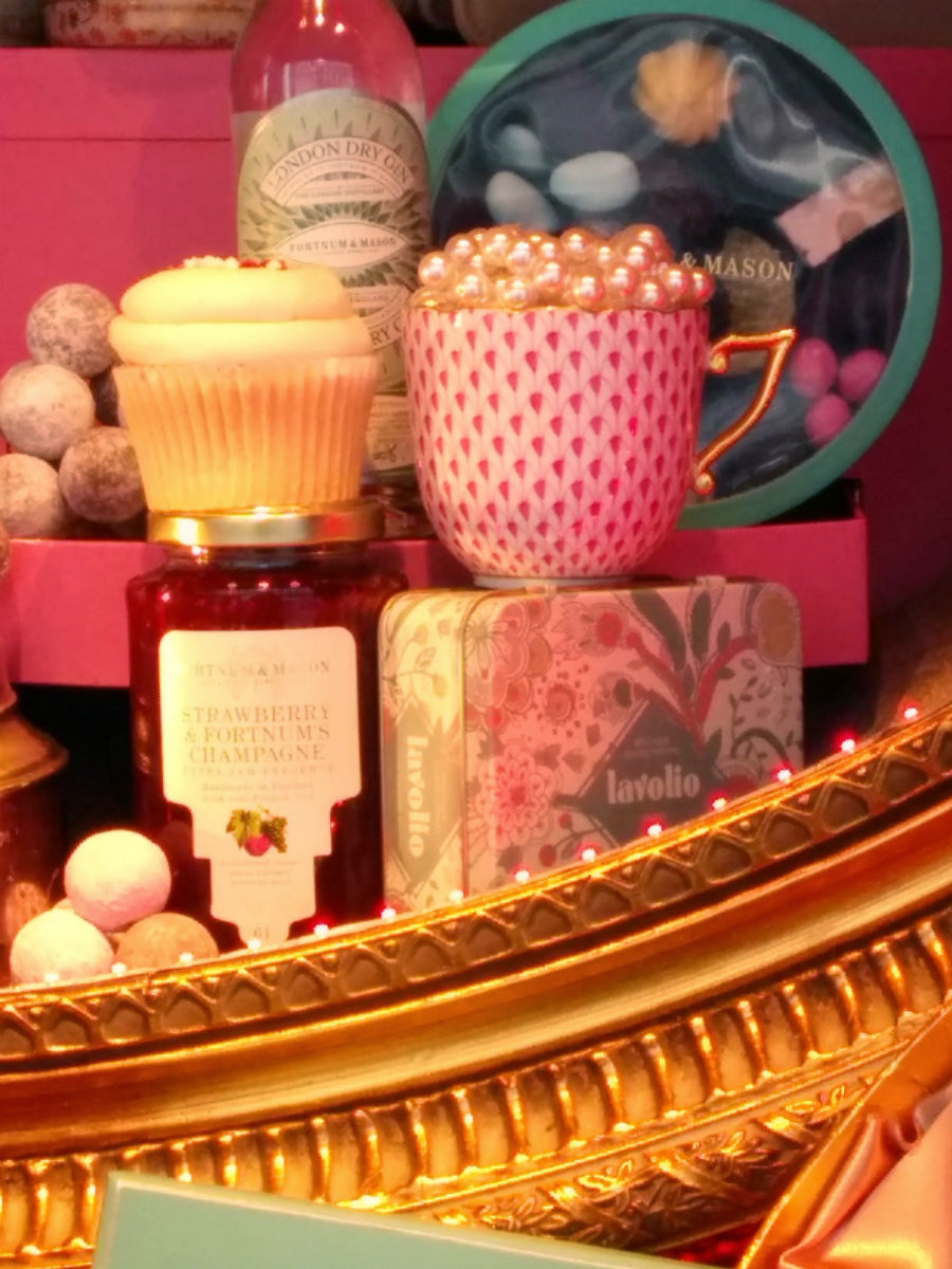 Fortnum and mason lavolio luxury boutique confectionery chocolate london artisan sweets gifts
