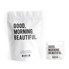 Essential Oil Towelette | Good Morning Beautiful by Happy Spritz