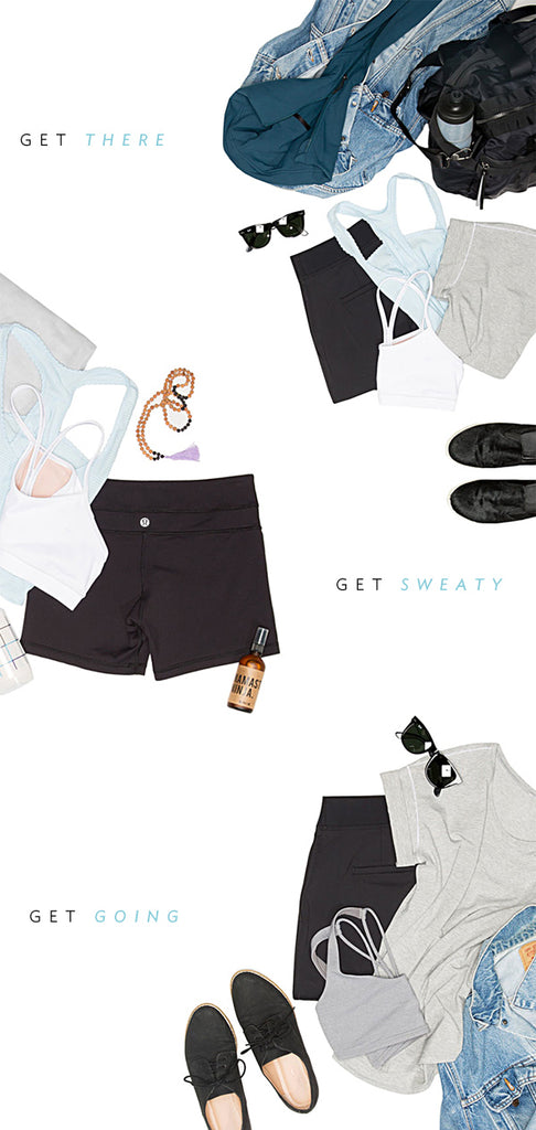 Lululemon + Happy Spritz