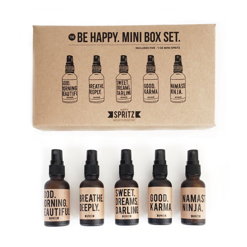 Be Happy Mini Box Set