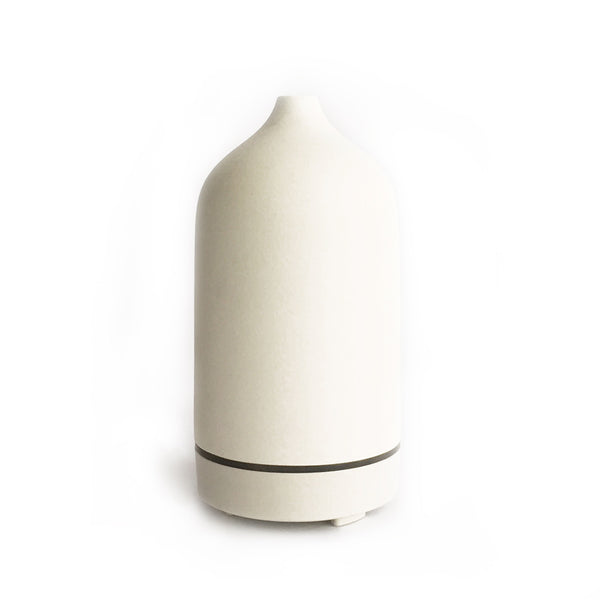 Choose Happy Smooth Stone Ceramic Diffuser
