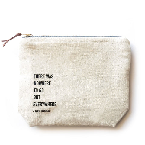 Spritz Travels Canvas Bag