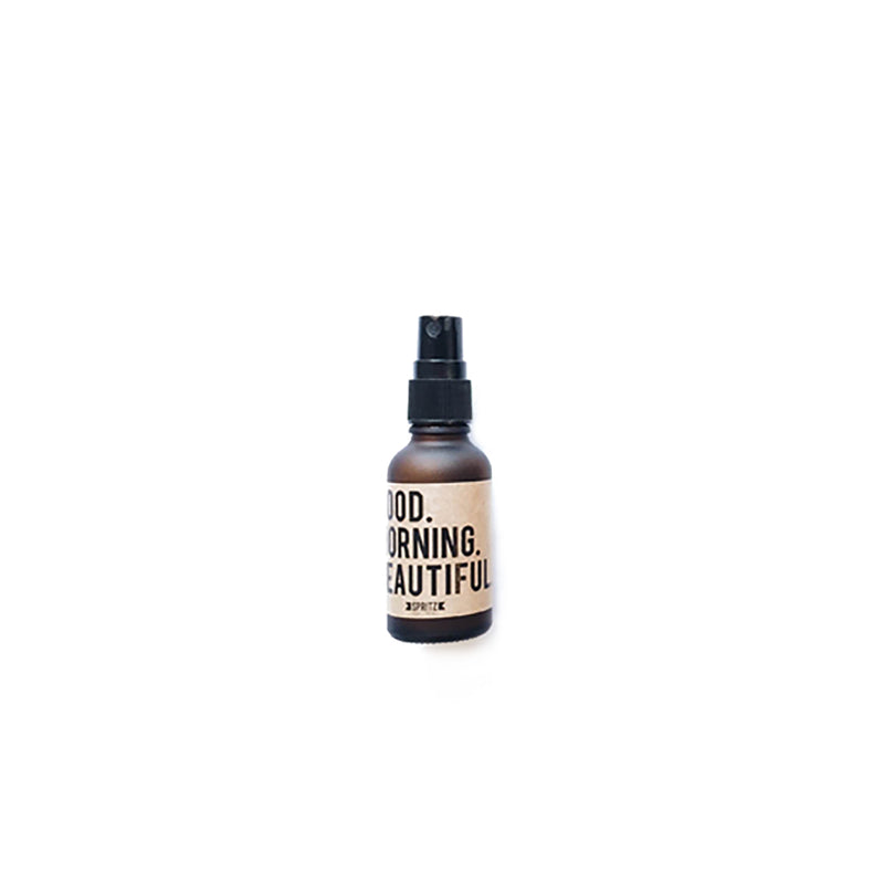 Mini Good Morning Beautiful Citrus Essential Oil Spray by Happy Spritz