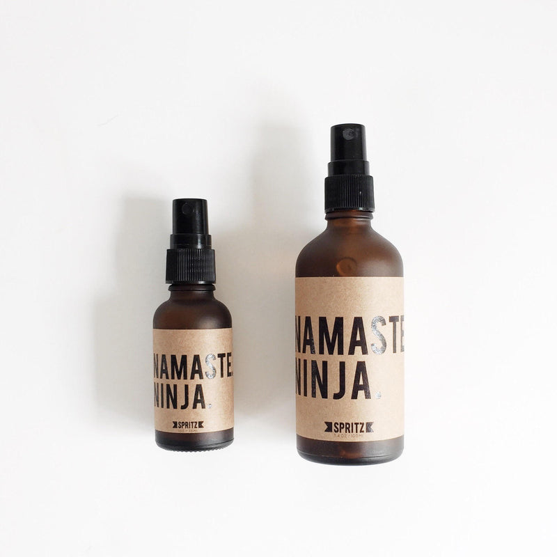 Mini Namaste Ninja Essential Oil Spray