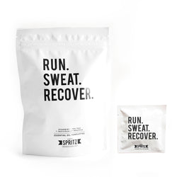 Run Sweat Recover Essential Oil Towelette