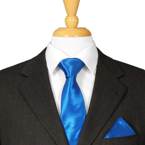 Royal Blue Ties