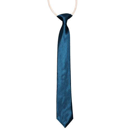 Teal Ties For Boys