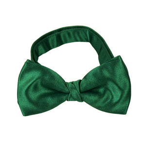 Kids Green Bow Ties