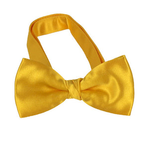 Kids Yellow Bow Ties