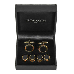 Cufflinks and Shirt Stud Set