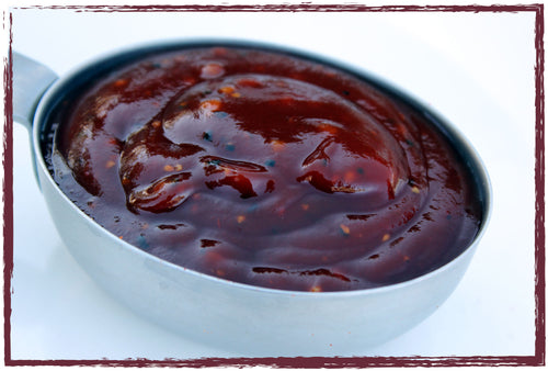 Jeff's Barbecue Sauce Recipe