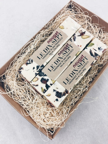 Le Dix-Sept Nougat Gift Box (Winter Box: Noel)
