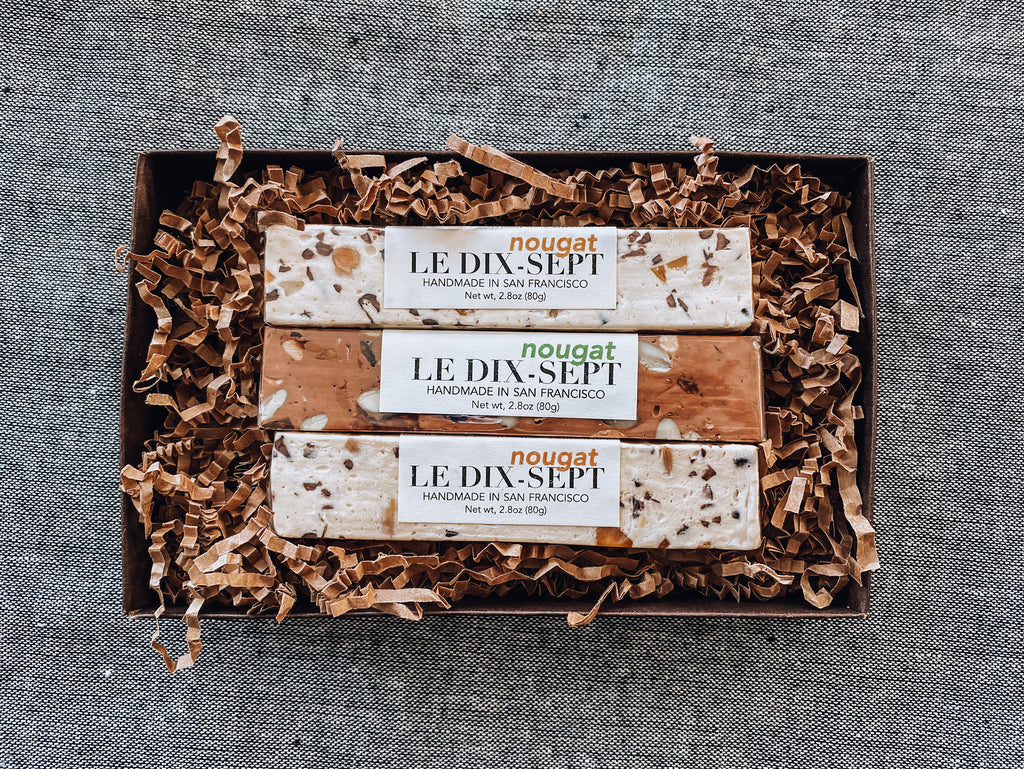 Le Dix-Sept Nougat Gift Box (Mix 1)