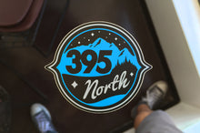 395 North Sticker Pack #3