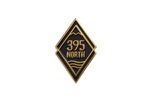 Double Diamond Pin - 395 North