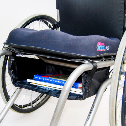 WH185 WHEELCHAIR DOWN UNDER SHELF™ - Advantage Bag Company