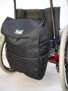 WH170 Scooter and Wheelchair over back Backpack bag