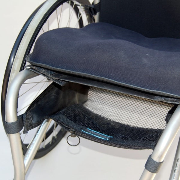 WH195-2 WHEELCHAIR WALLABY CATCH-ALL TOO™ - Advantage Bag Company - 3