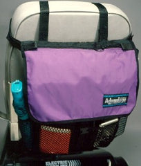 WH160 WHEELCHAIR/SCOOTER SPORTS PAC™ WITH OPTIONAL STRAP SYSTEM™ - Advantage Bag Company - 2