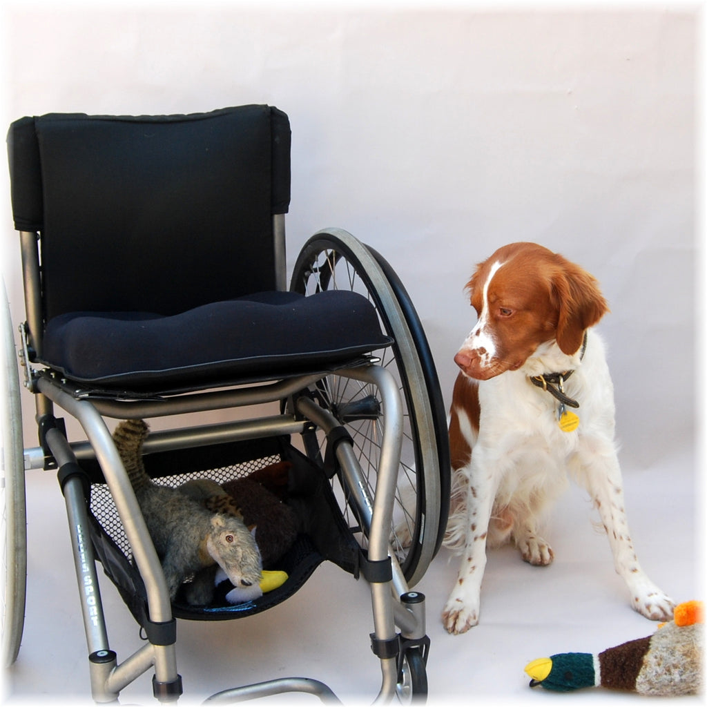 WH195-2 WHEELCHAIR WALLABY CATCH-ALL TOO™ - Advantage Bag Company - 1