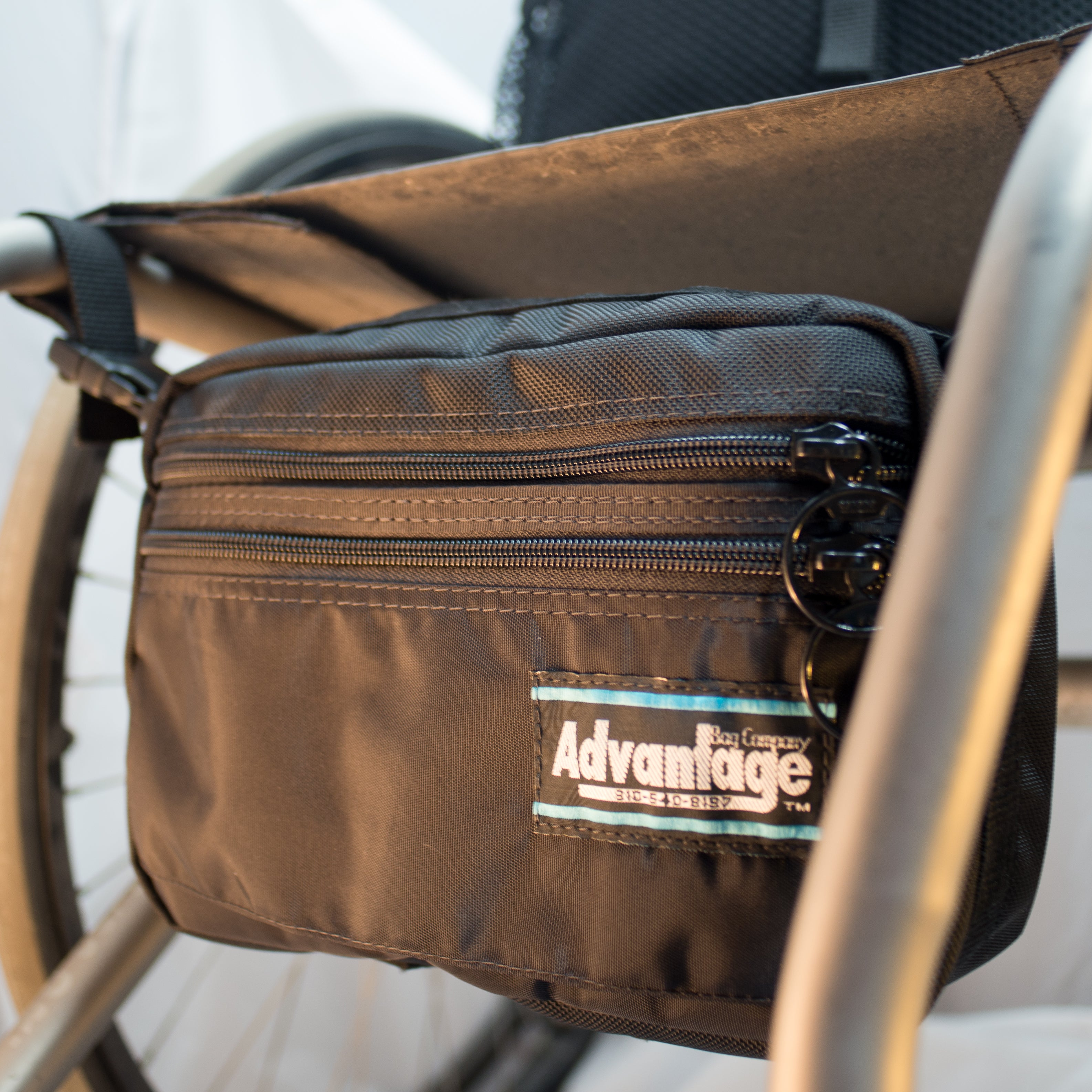 b9e4c248ed36 WH175 Wheelchair Deluxe Down Under Bag™