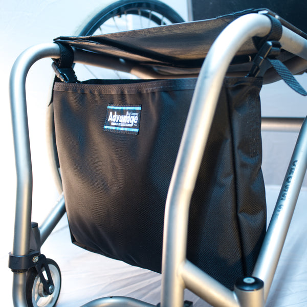 WH105 Wheelchair Just A Sac Under Seat
