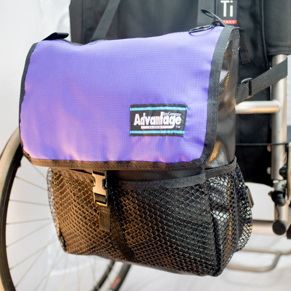 WH160 Wheelchair Sports Pac Purple lid