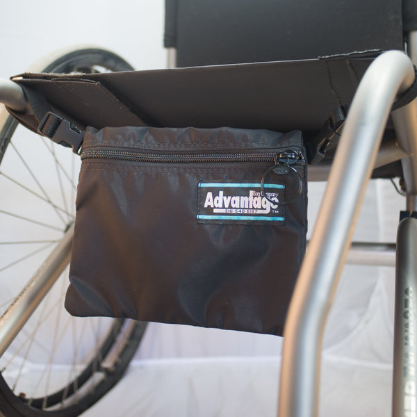 Wheelchair Eight Ten bag in Black